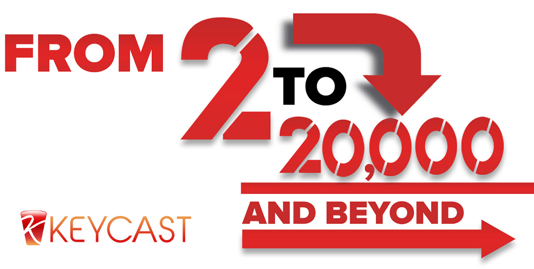 Keystone's New Webcasting Service, KeyCast, is Changing the Way Business isDone