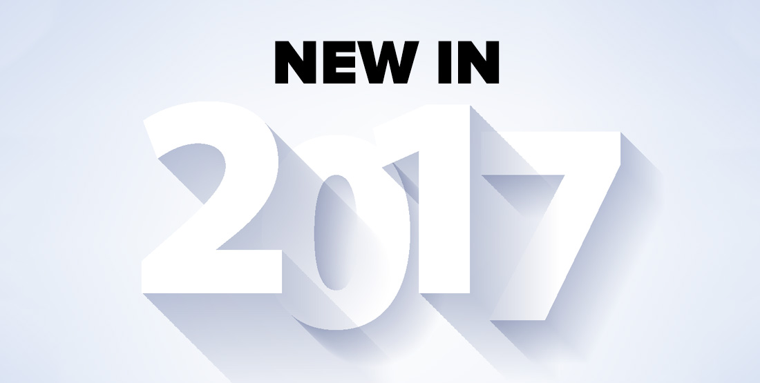 What's New In 2017 forKeystone?